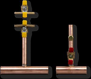 Secondary-manifold