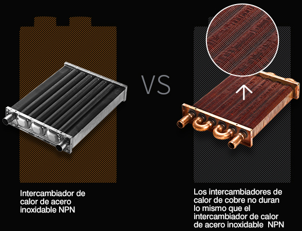 Npn-heatexchanger-comparison-spanish