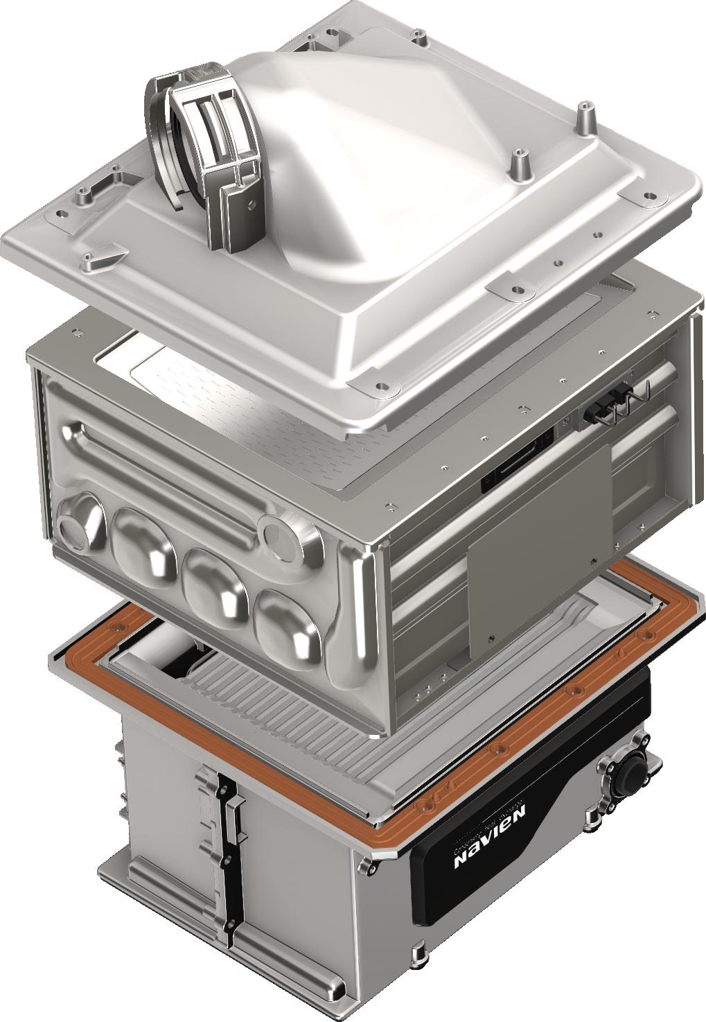 Heatexchanger-3d-ncb-h