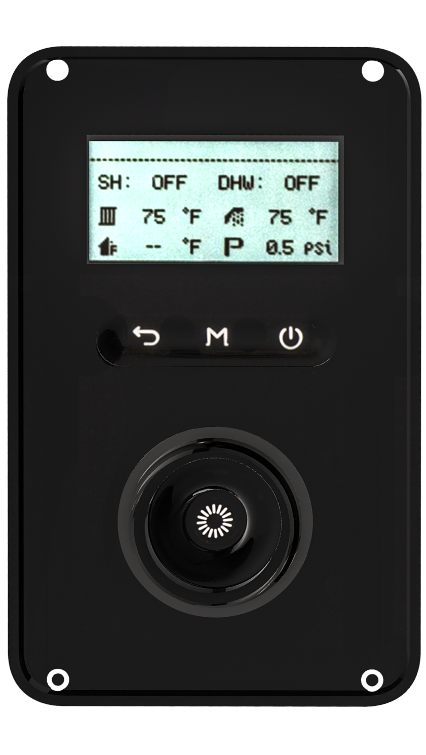 Nfb control panel w alpha hr 2